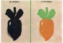 Плакат времен Перестройки. Фото: sovposters.su