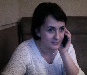 Галина Ширшина. Фото: Валерий Поташов