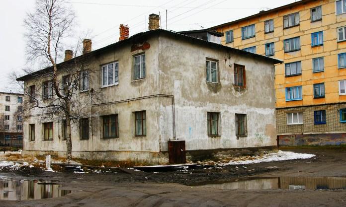 В районах Карелии капремонт многоквартирных домов не проводился десятилетиями. Фото: Губернiя Daily