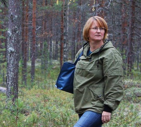 Анна Лопаткина. Фото: facebook.com