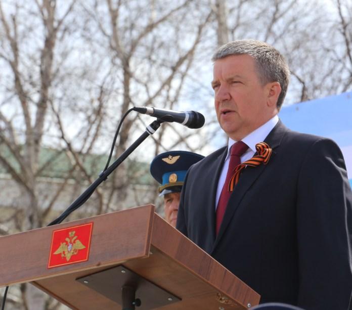 Год назад глава Карелии в своем поздравительном обращении к 9 мая заявил, что
