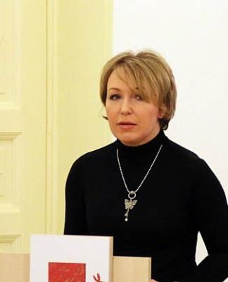 Ирина Суржикова. Фото: gov.karelia.ru
