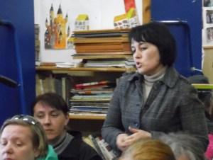 Лариса Насырова. Фото: Алексей Владимиров
