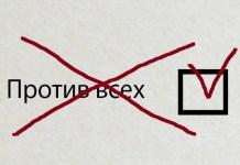 """Графы """"Против всех"""" на муниципальных выборах в Карелии больше не будет. Коллаж: mustoi.ru"""