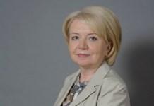 "Председатель партии ""Яблоко"" Эмилия Слабунова. Фото: партия ""Яблоко"""