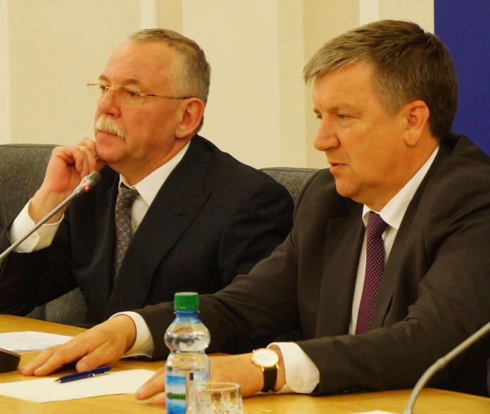 В 2012 году Александр Худилайнен сменил на посту главы Карелии экс-губернатора Андрея Нелидова, ныне находящегося под стражей. Фото: Губернiя Daily