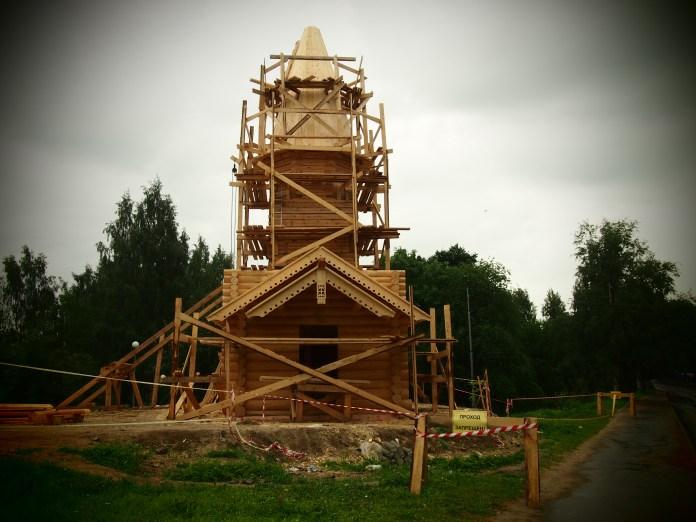 К Дню ВДВ в Петрозаводске планируется открыть новый православный храм. Фото: Валерий Поташов