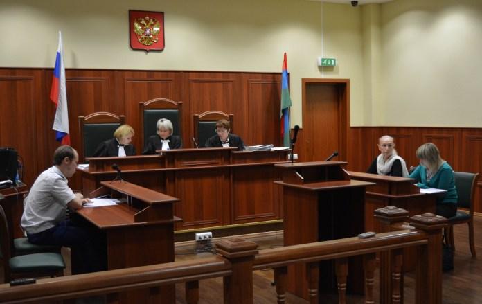 На заседании. Фото: Алексей Владимиров