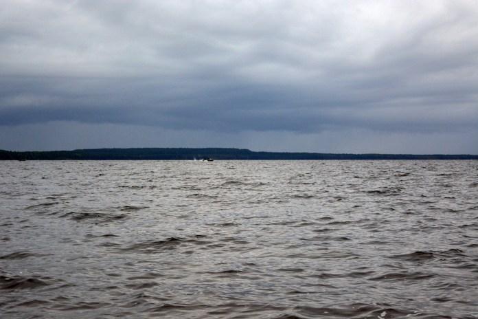 Челмужская губа Онежского озера. Фото: Алексей Владимиров