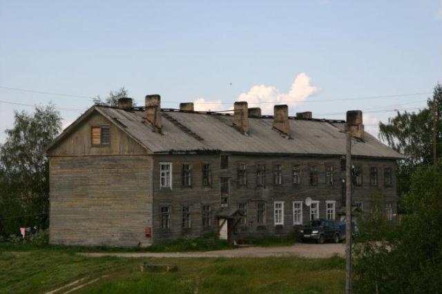 Поселок Калевала. Фото wikimapia.org