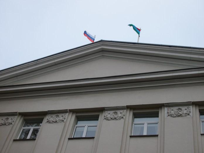 Парламент Карелии. Фото: Валерий Поташов