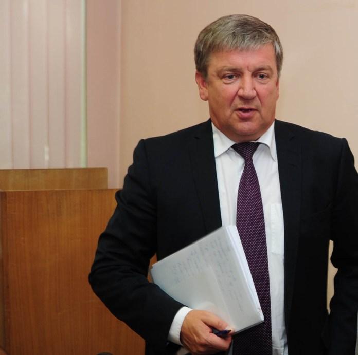 Глава Карелии Александр Худилайнен срочно отправился в Москву. Фото: Губернiя Daily