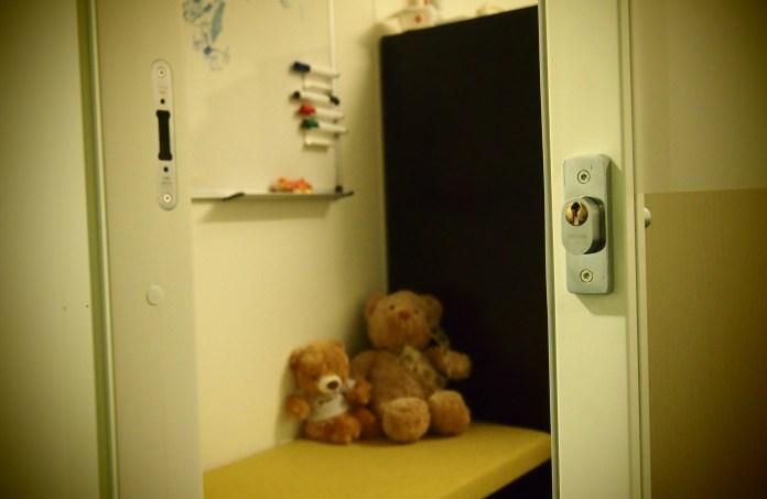 В Центре для детей, подвергшихся насилию, норвежского города Тромсе. Фото: Валерий Поташов