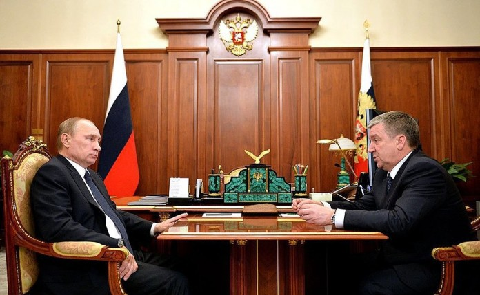 Путин и Худилайнен. Фото: президент.рф