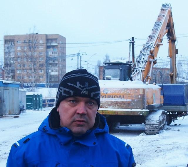Андрей Иванов. Фото: Валерий Поташов