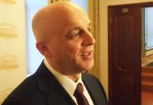 Спикер парламента Карелии Элиссан Шандалович. Фото: Валерий Поташов