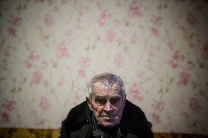 Василий Дийков - защитник Сунского бора. Фото: Игорь Подгорный