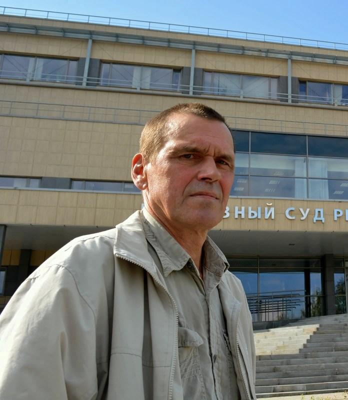 Сергей Григорьев. Фото: Алексей Владимиров