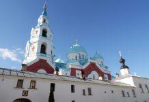 Валаам превращается в монастырский остров. Фото: Алексей Владимиров