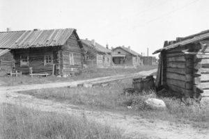 Вокнаволок на архивном фото. Фото: sa-kuva.fi