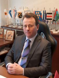 Глава администрации Сортавальского муниципального района Леонид Гулевич