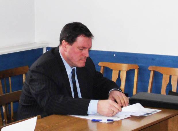 В Карелии отправлен в отставку председатель Госкомитета по ценам и тарифам Артур Мяки. Фото: Алексей Владимиров