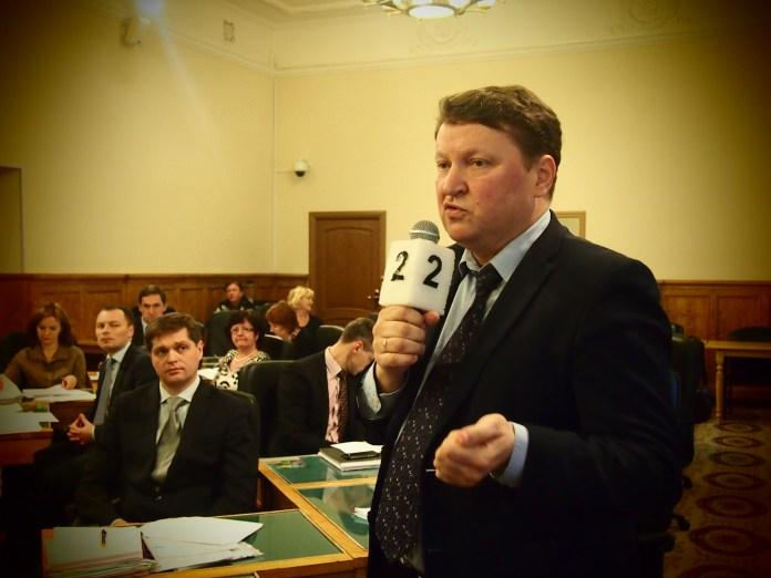 Экс-министр экономического развития Карелии Олег Арминен не просидел в кресле гендиректора холдинга