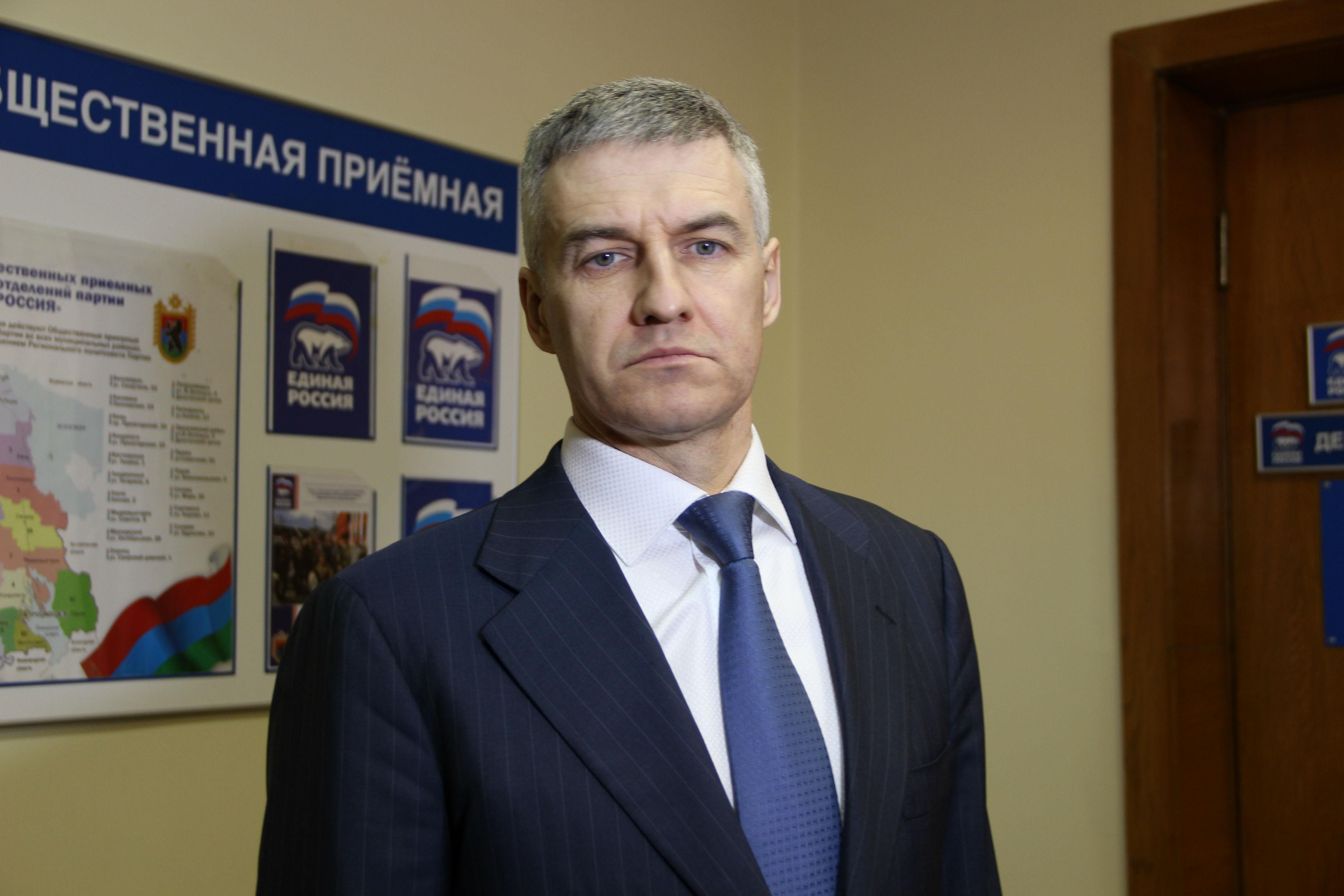 Артур Парфенчиков официально начал поход вгубернаторы