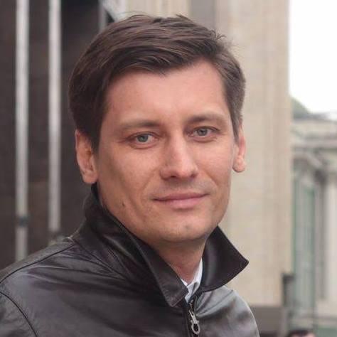 Дмитрий Гудков. Фото: facebook.com