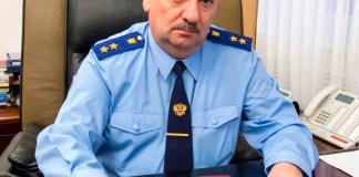 Прокурор Карелии Карен Габриелян. Фото: prokuratura.karelia.ru