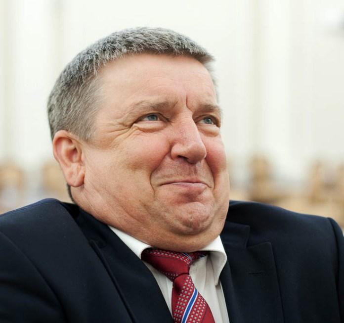 Экс-глава Карелии Александр Худилайнен. Фото: Губернiя Daily