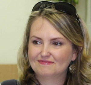 Ольга Залецкая. Фото: Валерий Поташов