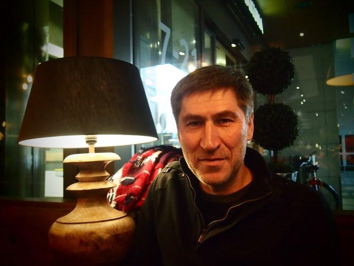 Бизнесмен Василий Попов получил политическое убежище в Финляндии. Фото: Валерий Поташов