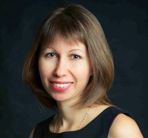 Член Общественной палаты Карелии Елена Пальцева. Фото из личного архива