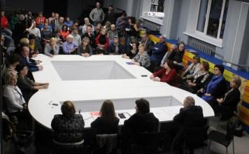 Общественная палата Карелии провела публичное обсуждение кандидатов на пост детского омбудсмена. Фото: Валерий Поташов