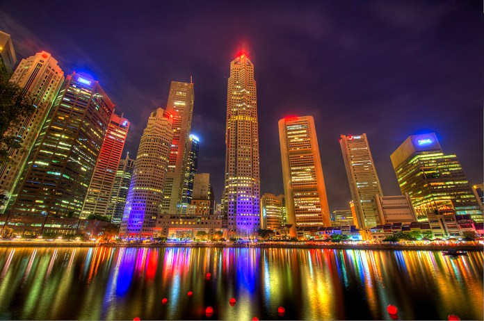 Миражи Сингапура не дают покоя российским чиновникам. Фото: s80.net