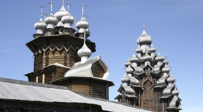 Ансамбль Кижского погоста - объект Всемирного наследия ЮНЕСКО. Фото: Валерий Поташов