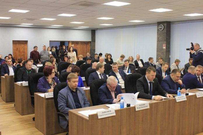 Горсовет Петрозаводска. Фото: petrosovet.info