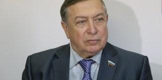 Председатель Совета ветеранов войны, труда, вооруженных сил и правоохранительных органов РК Николай Черненко. Фото: rk.karelia.ru