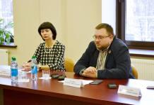 Министр культуры Карелии Алексей Лесонен. Фото: Анна Ларионова