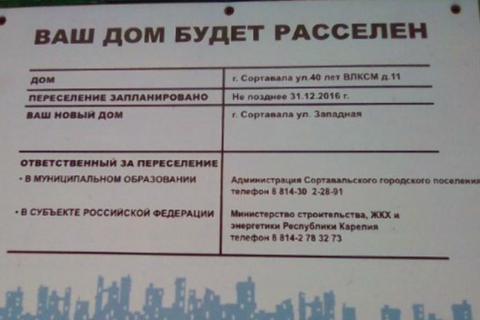 Срок расселения сорван. Фото: Ирина Астрадымова