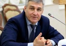 Глава Карелии Артур Парфенчиков. Фото: Илона Радкевич