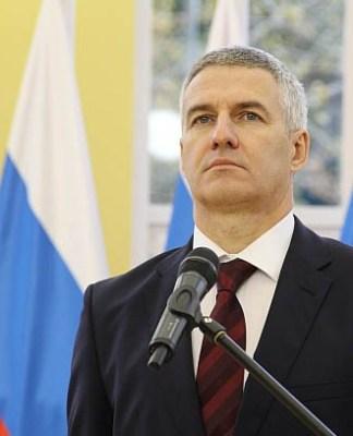Глава Карелии Артур Парфенчиков. Фото: gov.karelia.ru