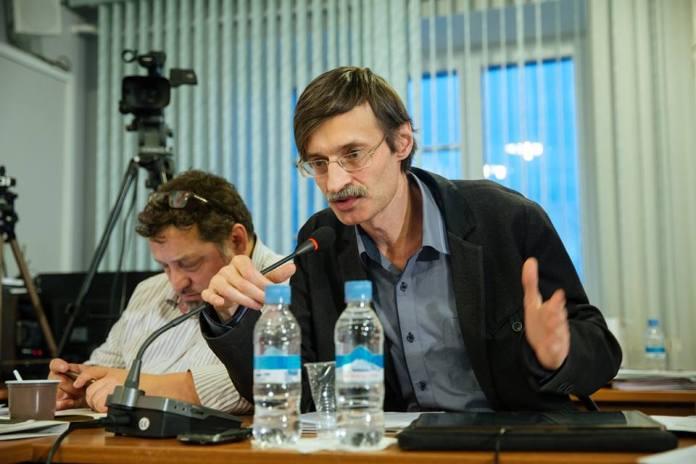 Дмитрий Рыбаков. Фото со страницы в социальной сети Facebook