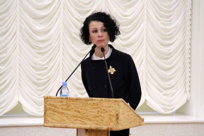 Бывший детский омбудсмен Карелии Оксана Старшова. Фото: Губернiя Daily