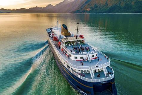 Ferry workers ponder strike - Must Read Alaska