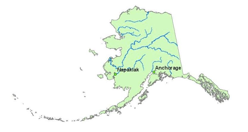 Two perish in Napakiak jail fire - Must Read Alaska