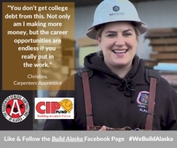 build Alaska
