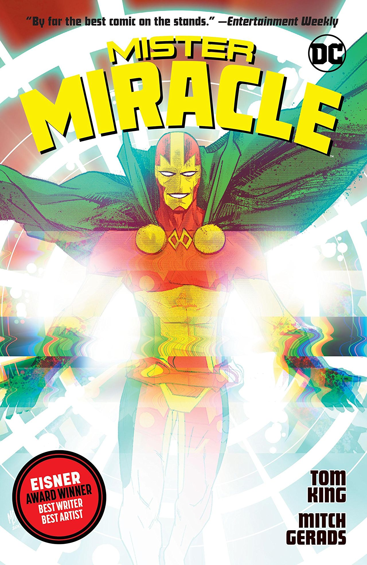 #2 Mister Miracle