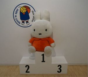 Miffy is my champion